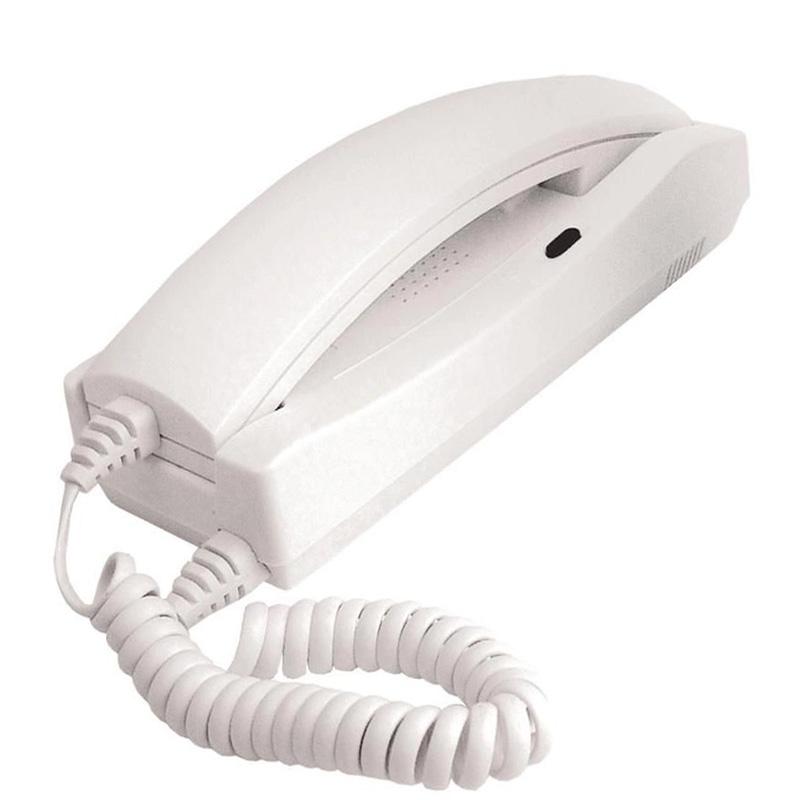 Interfone Extensão para Vídeo Porteiro PT-3010 Protection
