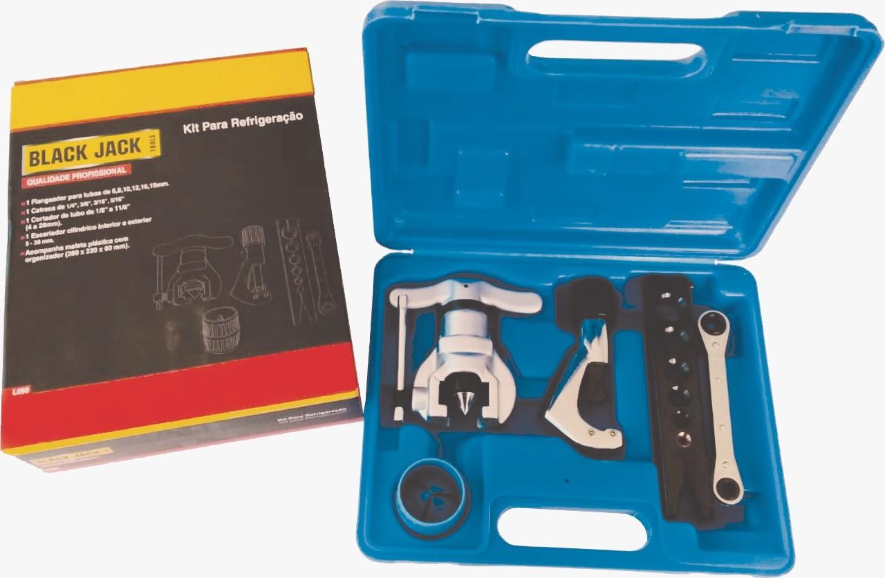Kit Flangeador para Tubos L090 Black Jack