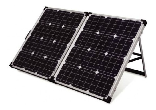 Kit Gerador Solar 100w 12v - Offgrid Ecoforce