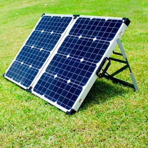 Kit Gerador Solar 100w 12v - Offgrid Ecoforce