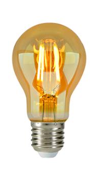 Lâmpada Filamento LED Retrô 4W A60 Embuled