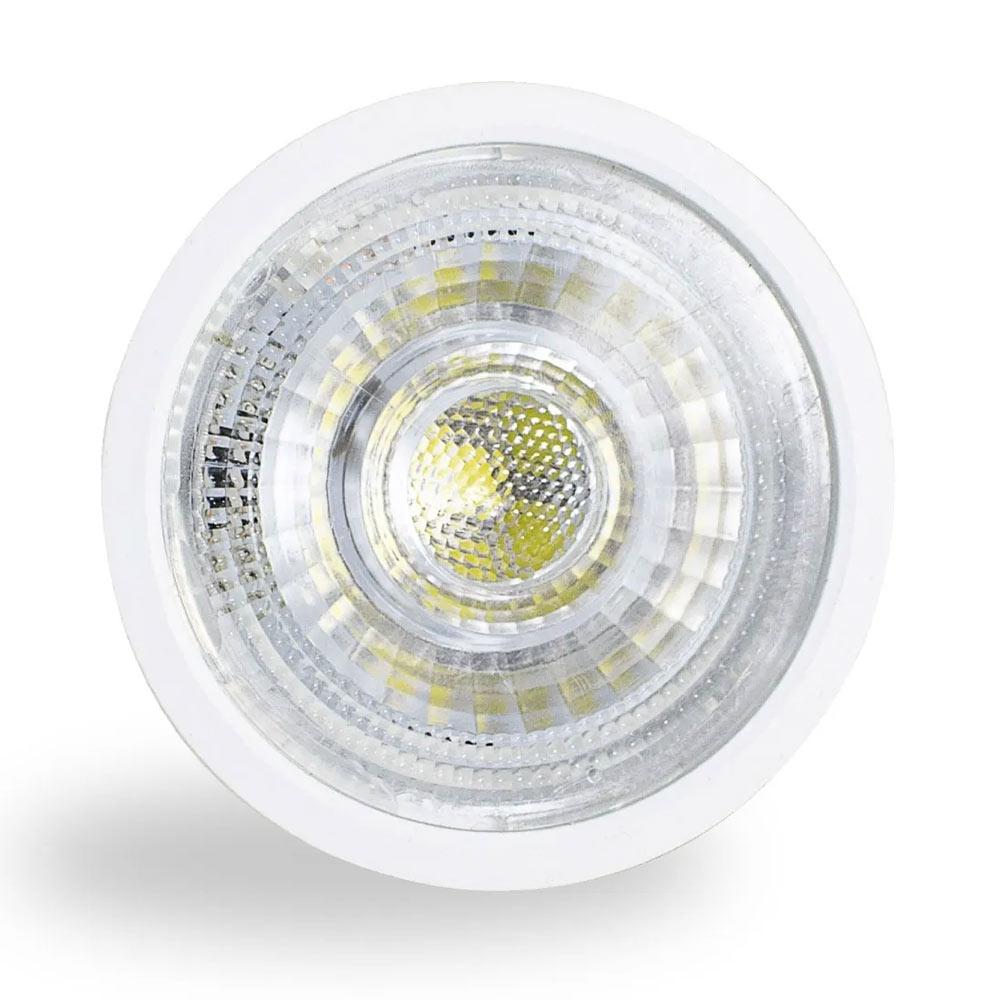 Lâmpada LED Dicroica GU10 4,5W Quente 2700K LM040 Luminatti