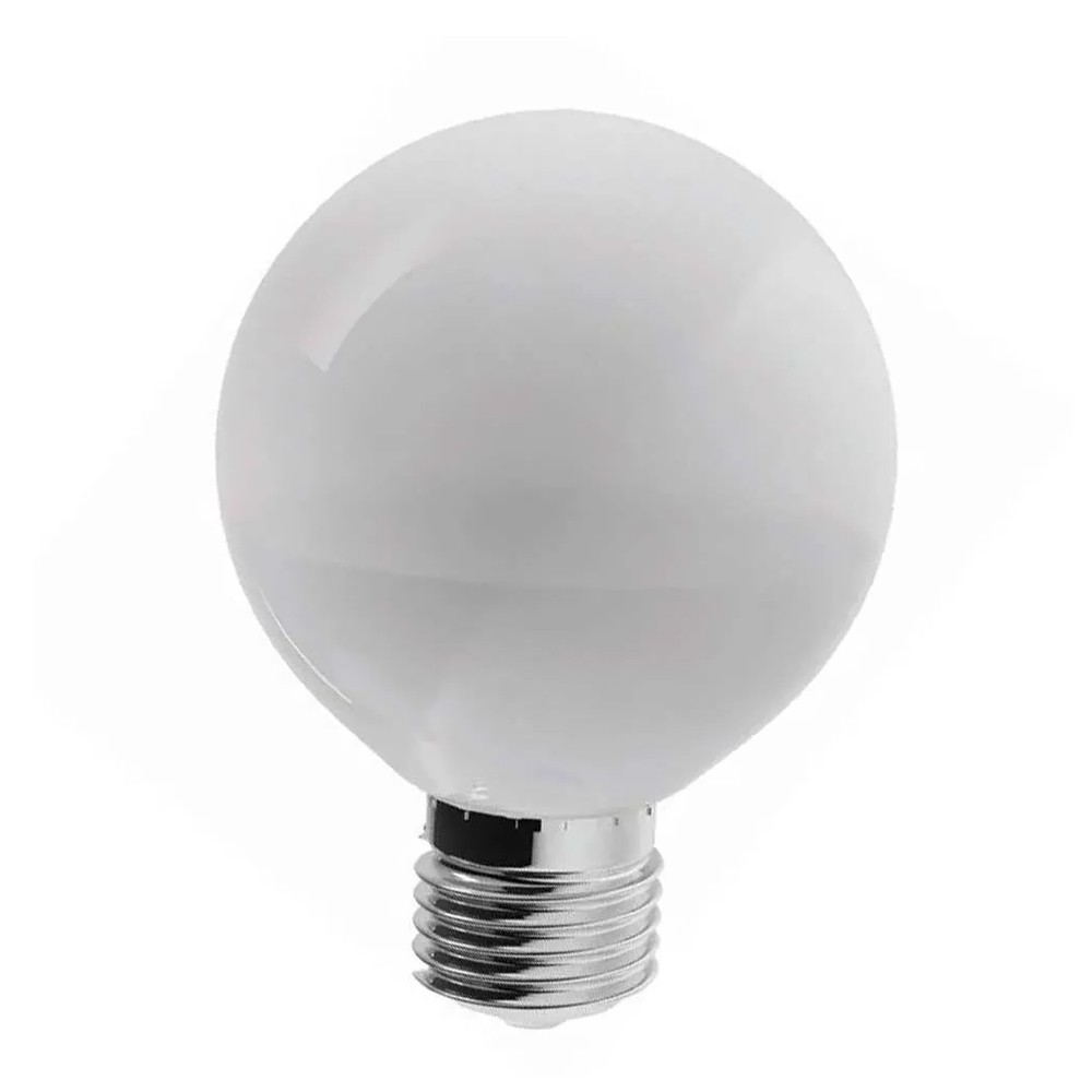 Lâmpada LED Mini Balloon com 8W 2700k Bivolt LM181 Luminatti