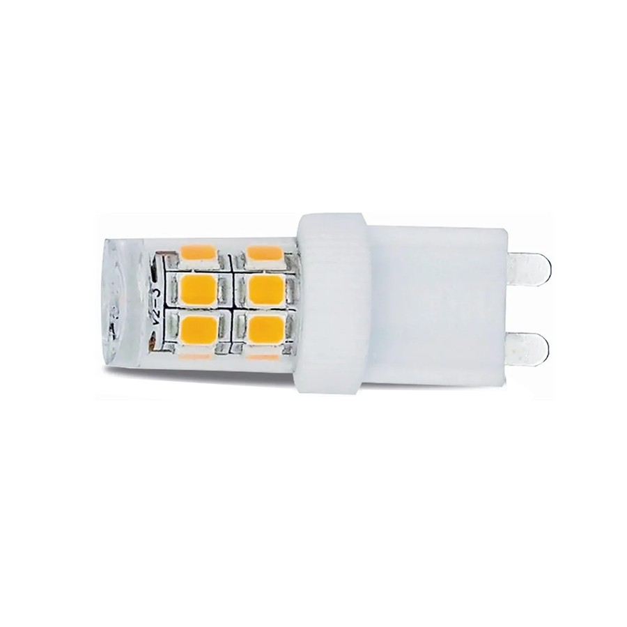 Lâmpada LED para Arandelas G9 Branco Frio 3W LM178 Luminatti