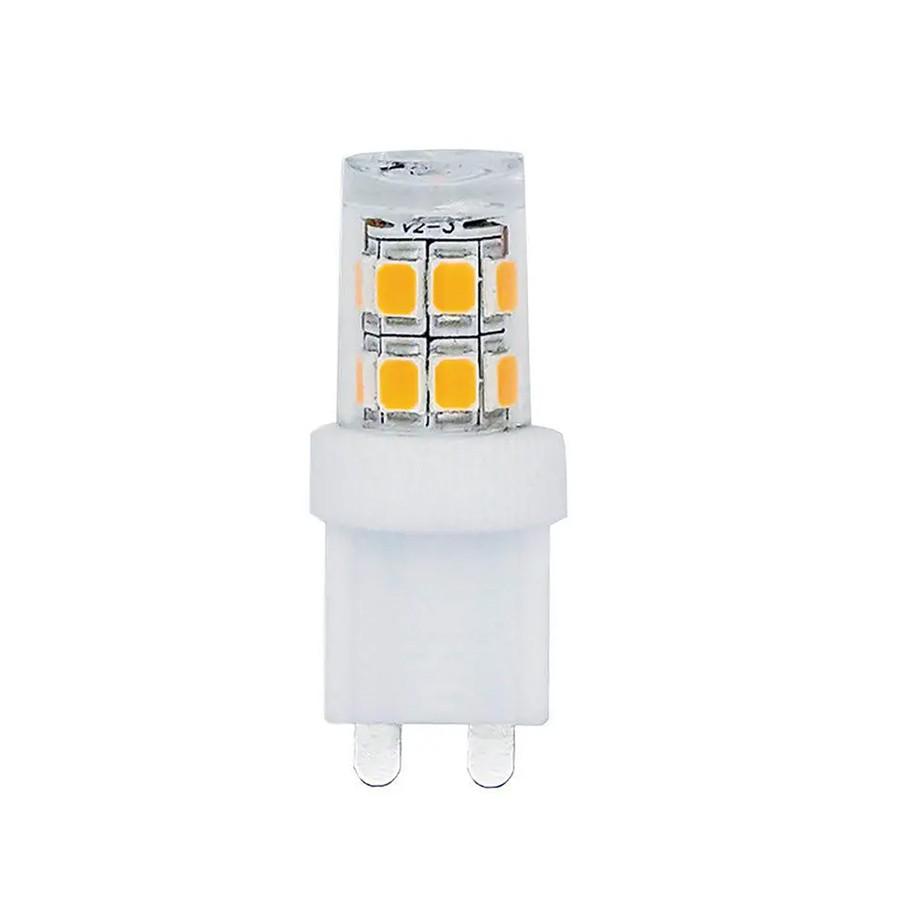 Lâmpada LED para Arandelas G9 Branco Quente 3W LM177 Luminatti