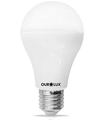 Lâmpada Sensor de Presença Led 9W Controled Ourolux
