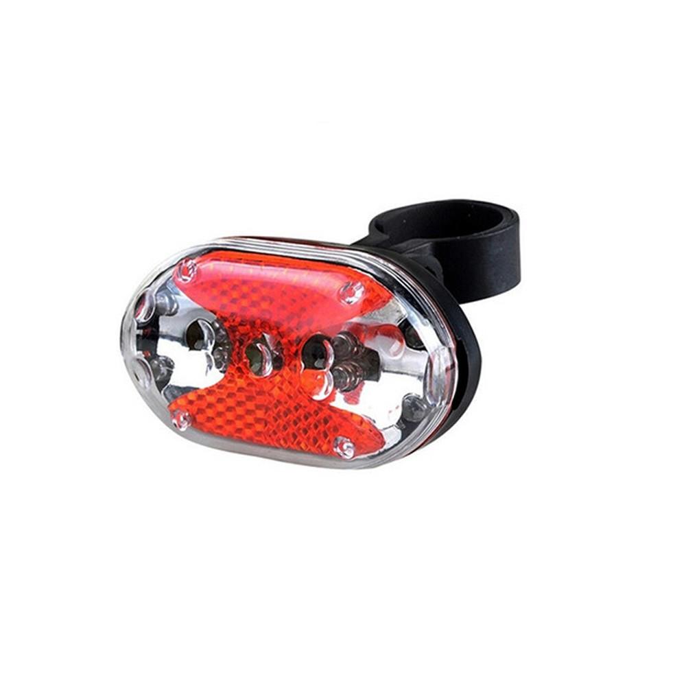Lanterna Profissional Traseira para Bicicleta com 9 LEDs Eda
