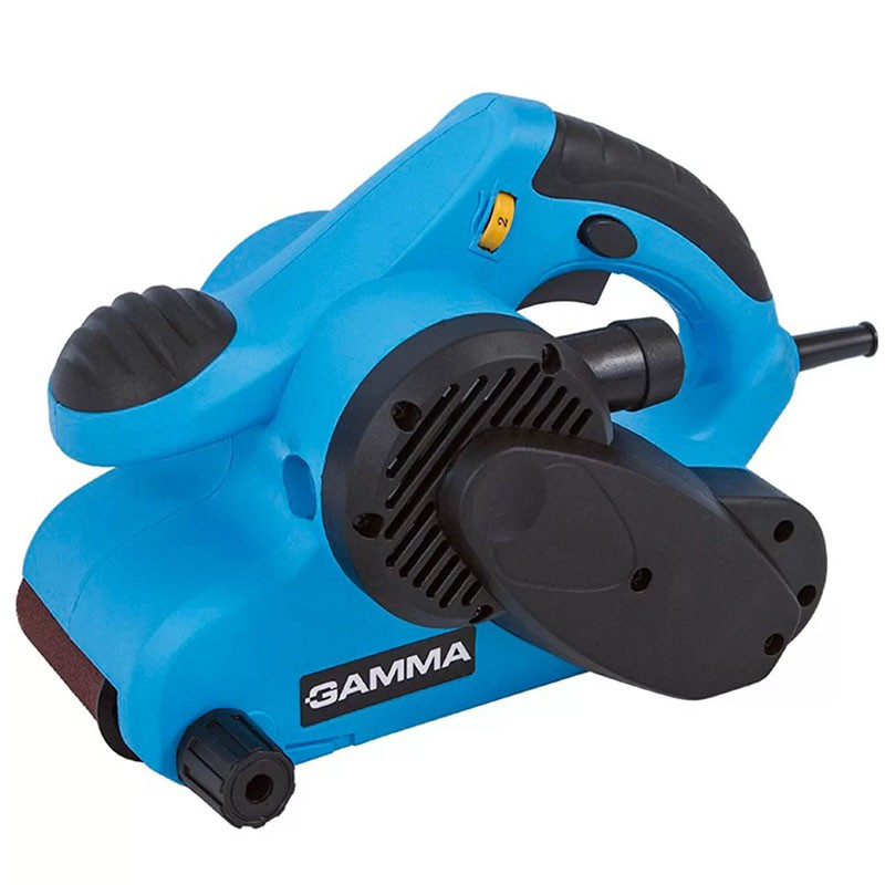 Lixadeira de Cinta 850W com Coletor de Pó G1925BR Gamma