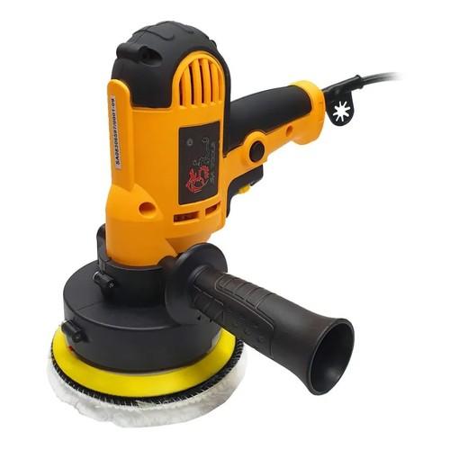 Lixadeira e Politriz Vertical 125mm 550W SA312 SA Tools