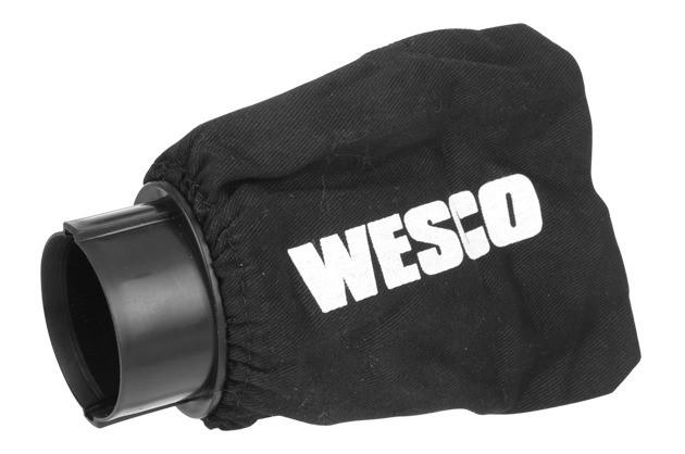 Lixadeira Orbital 240W 1/4 de Lixa Profissional WS4151 Wesco