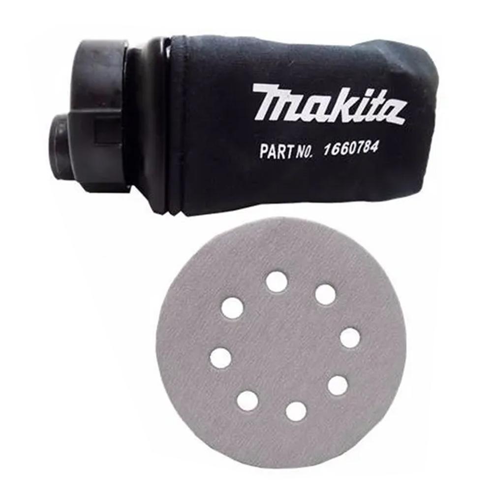 Lixadeira Roto Orbital Compacta 300W 125 MM B05031 Makita