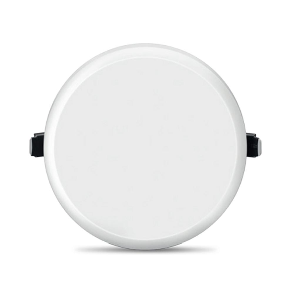 Luminária Painel de Led Infinity Redondo 6500K Biv 27W Elgin