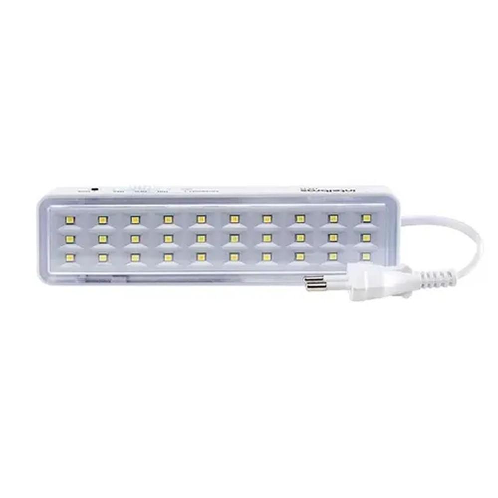 Luminária para Emergência Autônoma Bivolt LEA 30 Intelbras
