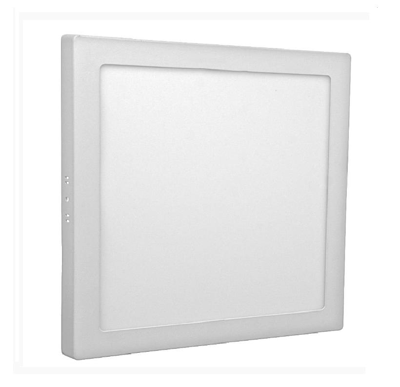 Luminária Plafon de Sobrepor 24W Superled 03213A Ourolux