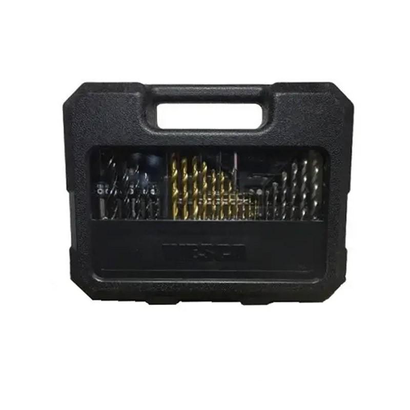 Maleta de Acessórios P Furar e Parafusar 125Pçs WS9958 Wesco