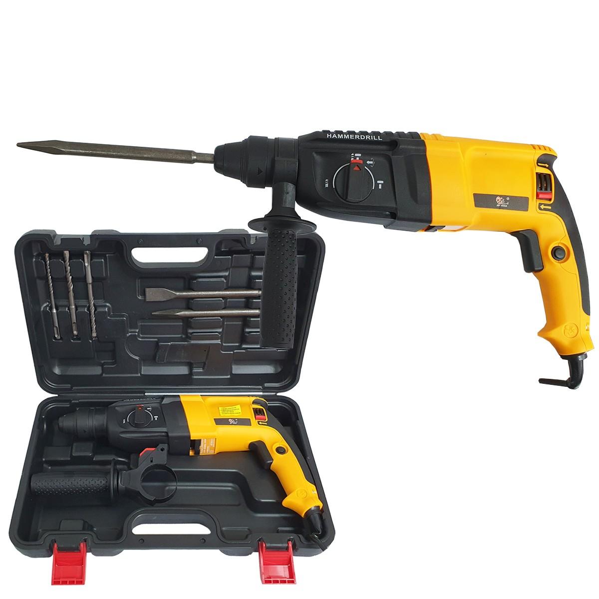 Martelete Rompedor Perfurador 800W SDS-Plus SA8226 SA Tools