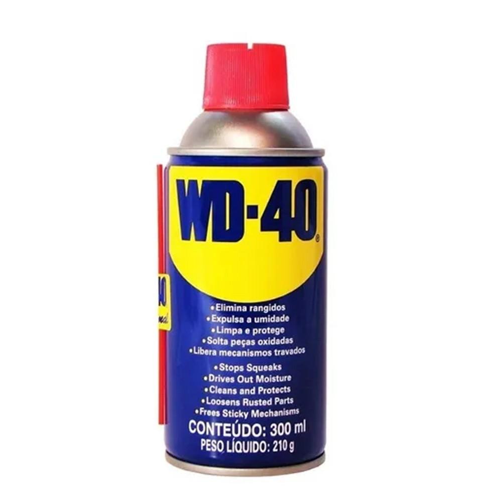 Óleo Desengripante Multiuso Lubrificante Flextop 300ml WD-40