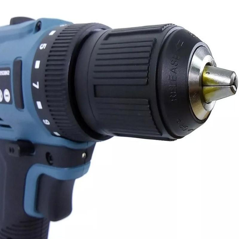 Parafusadeira Sem Fio 13mm Bateria 18V WS2938 Wesco