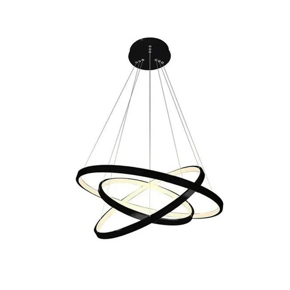 Pendente Ring para Iluminação LED 77W Bivolt OR1208 Orluce