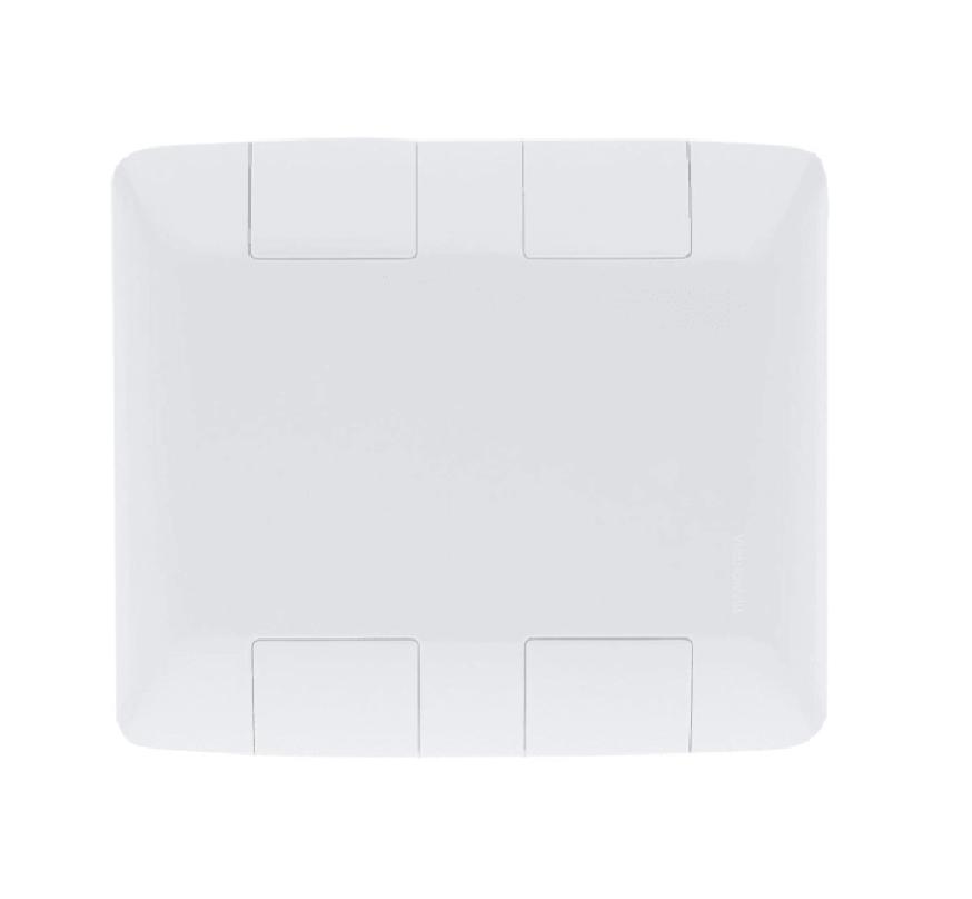 Placa Cega 4x4 Aria Branca 57203021 - Tramontina