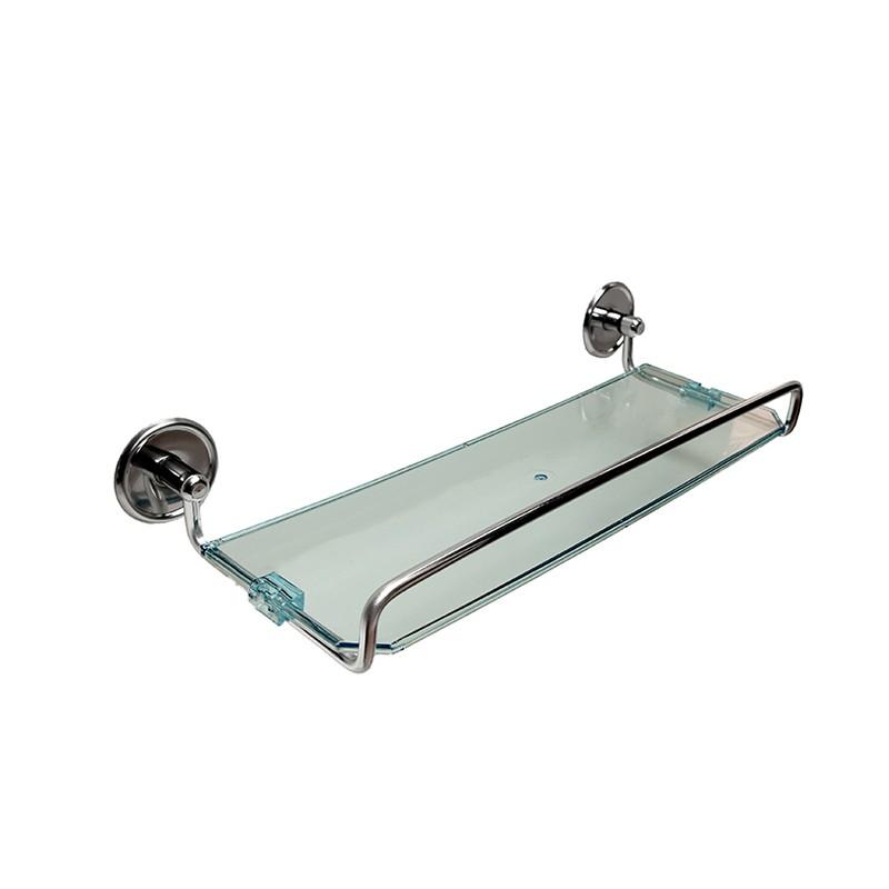 Porta Shampoo Linha Chroma Steel Design