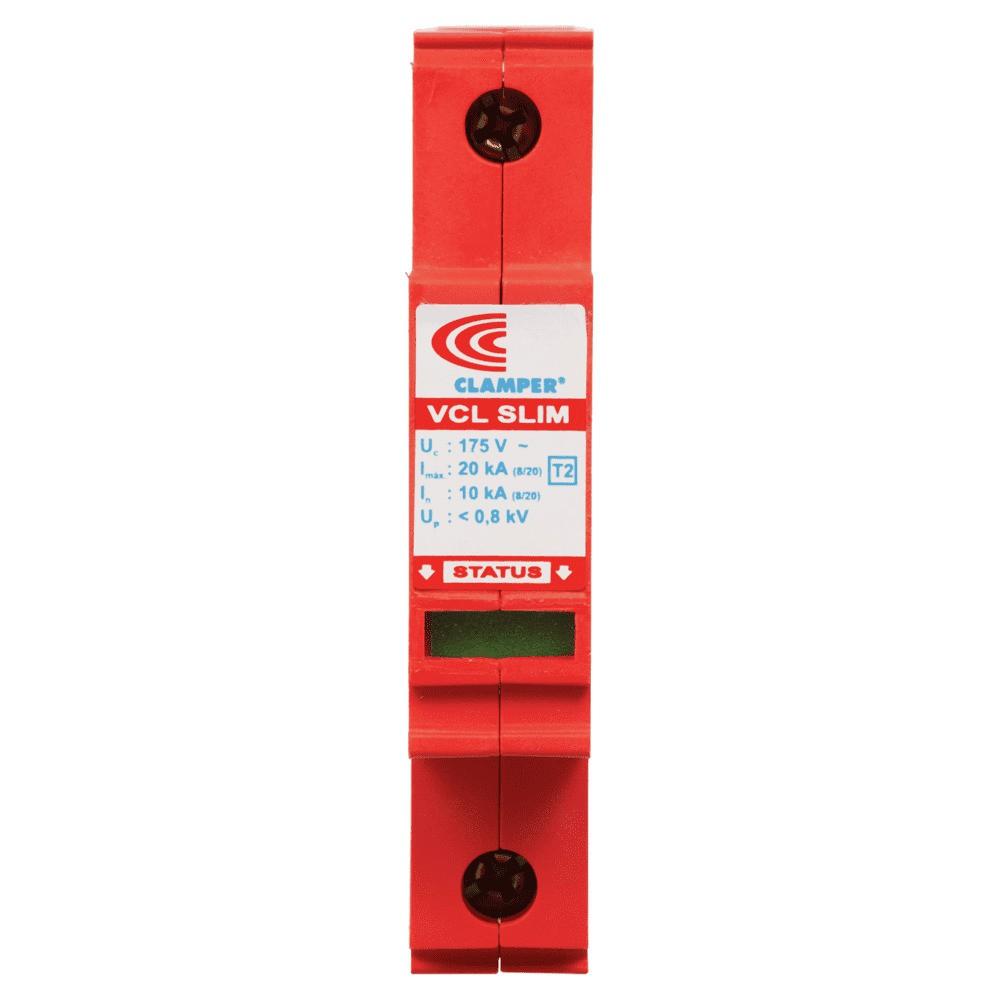 Protetor Contra Surtos VCL Slim 50KA 275V Clamper