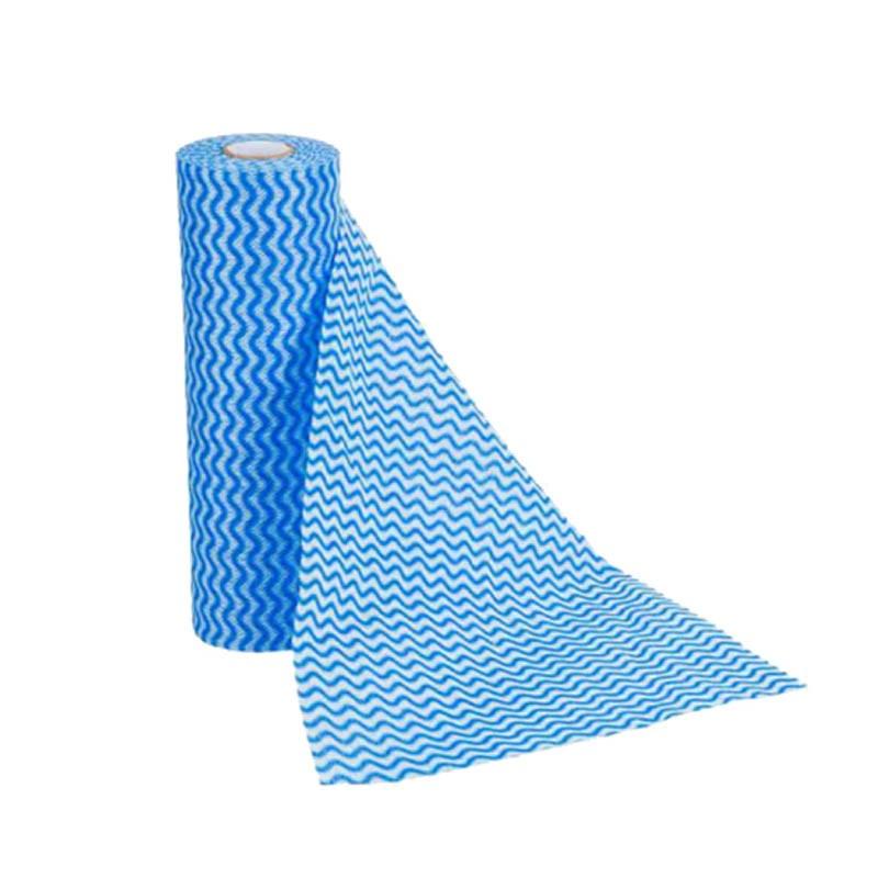 Rolo de Pano Multiuso de Alta Absorção 14955 Rayco