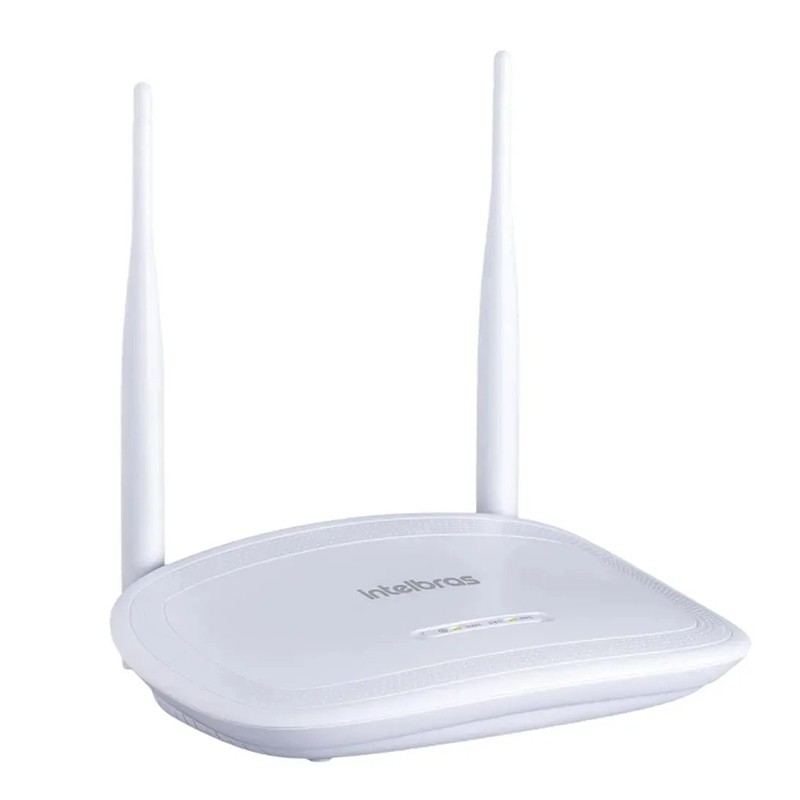 Roteador IWR 3000N Wireless-N 300 Mbps Intelbras