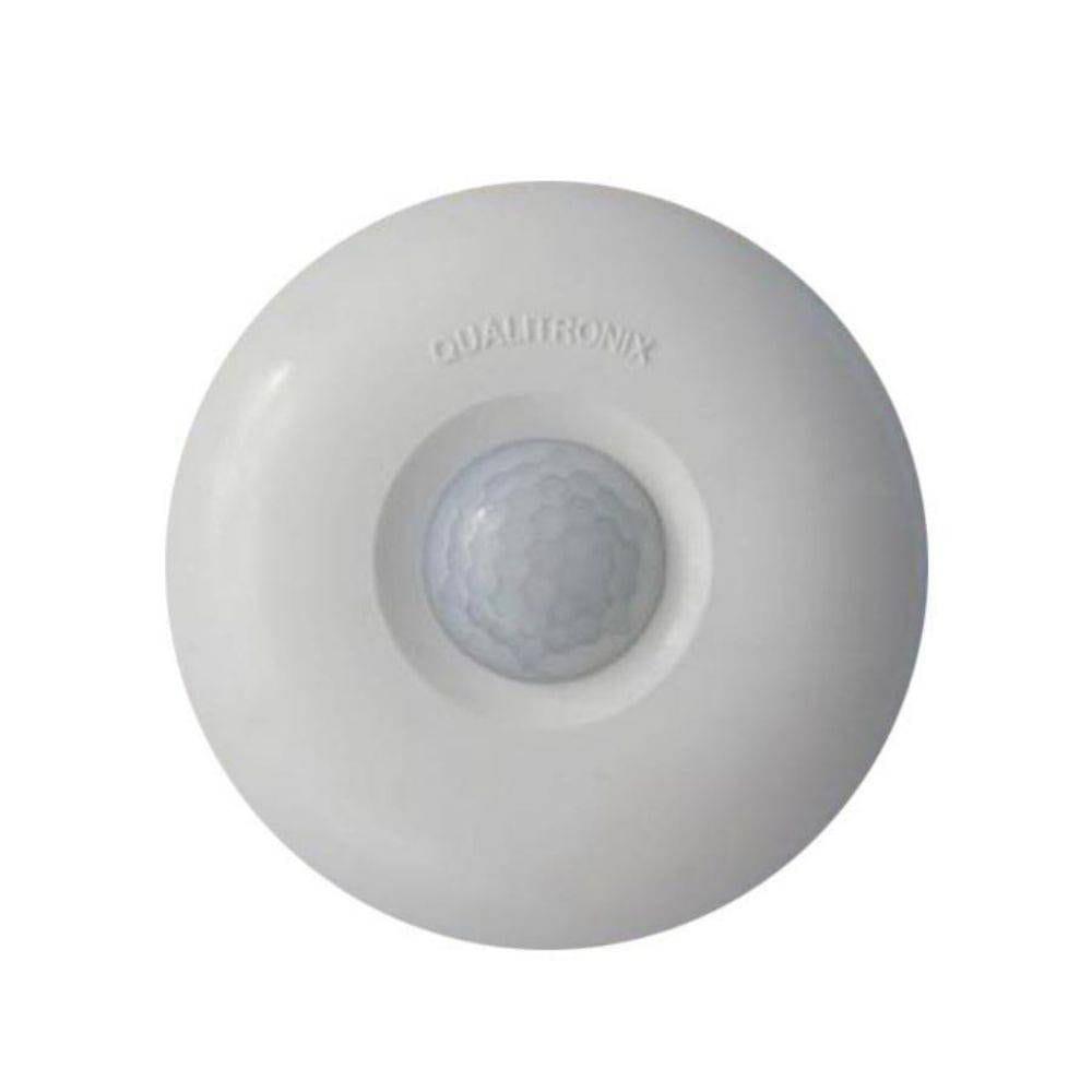Sensor de Presença Multifuncional Teto 360º Qa19M Qualitronix