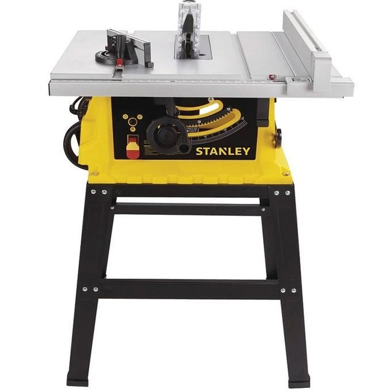 Serra Circular de Bancada Profissional Stanley SST1801