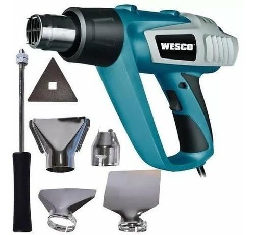 Soprador Térmico Profissional 1800w Ws6427 Wesco