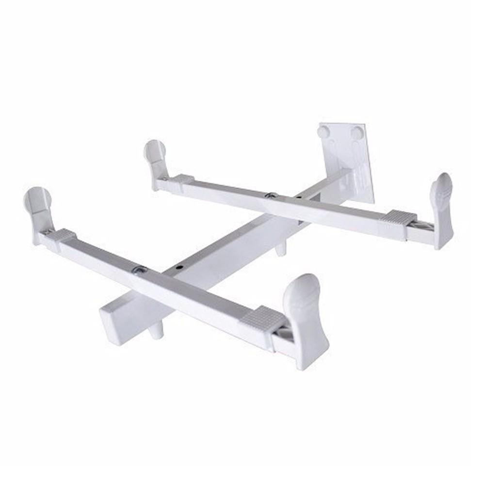 Suporte Micro Ondas Branco para Carga de 50Kg 23793 Indusat