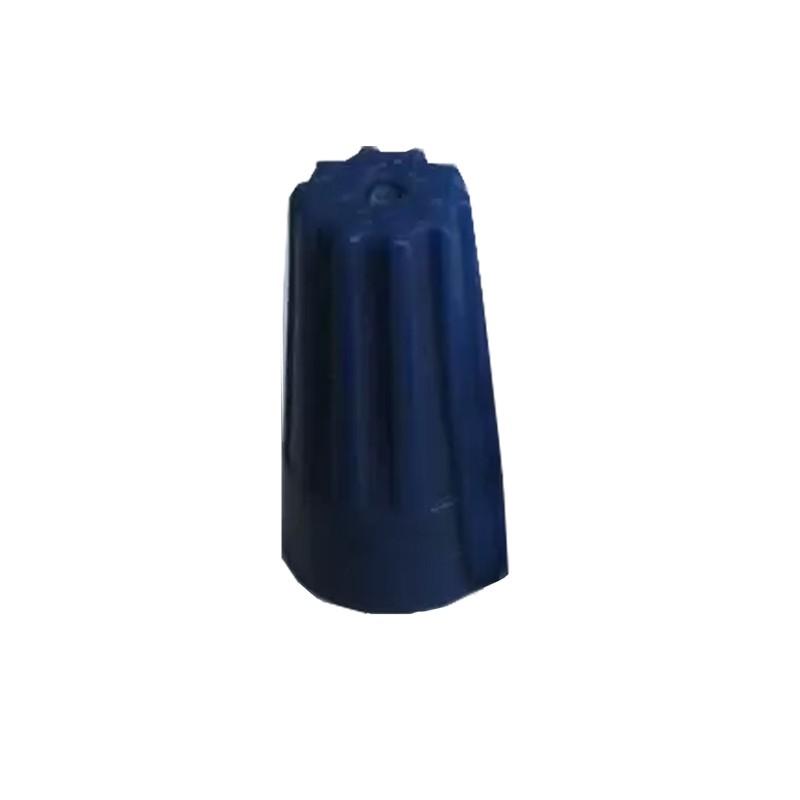 Terminal Conector de Torção Azul 3 x 1,5mm² 50 Pçs Decorlux