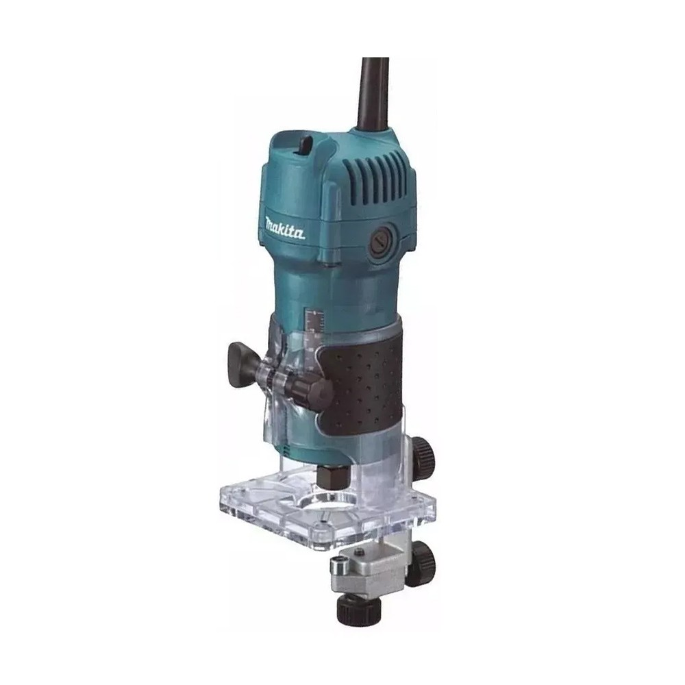 Tupia Lâminadora Manual 530W Makita 3709