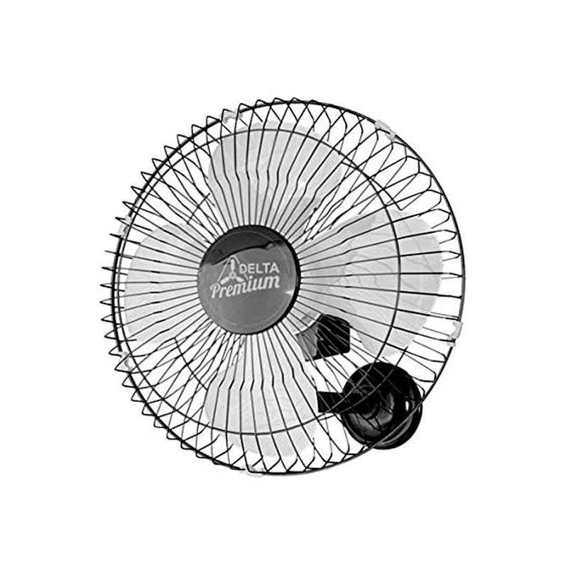 Ventilador Oscilante Parede Premium 50 cm Bivolt Venti-Delta