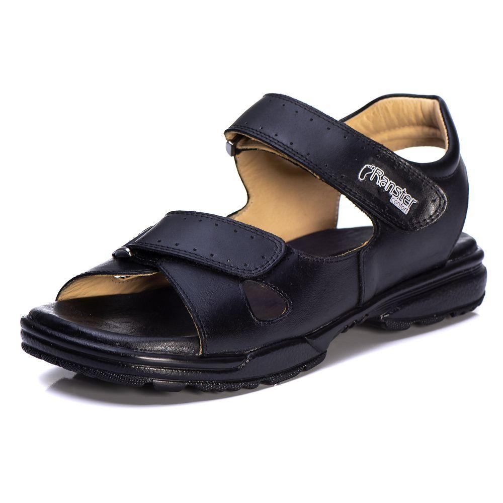 Sandália Masculina Preto Ranster Comfort - 800