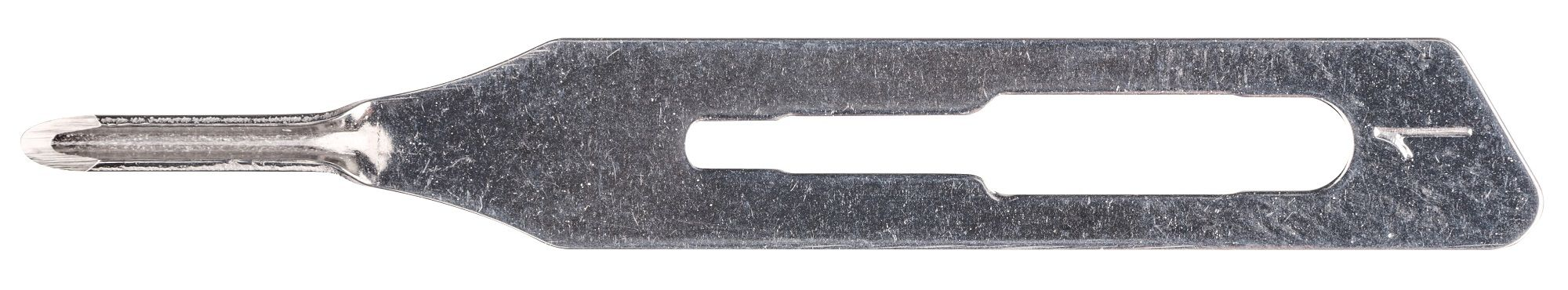 Lâmina de Goiva/Gubia CZ MBI N° 01 (50 Unidades) - Frete Grátis