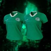 Camisa Esmeralda Feminina 2 Unidades + Cupom Coleção 2021
