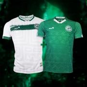 Camisa Esmeralda Masculina + Goyazes Masculina + Cupom Coleção 2021