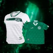 Camisa Goyazes Feminina + Esmeralda Juvenil + Cupom Coleção 2021