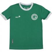 Camisa Oficial Goiás Green Classic 33 Juvenil