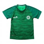 Camisa Oficial Goiás Green Gramado Juvenil