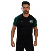 Camisa Oficial Goiás Green Treino Comissão 2021 Masculina