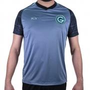 Camisa Oficial Goiás Green Treino Goleiro Aço 2021 Masculina
