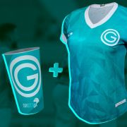 Camisa Jogo III Baby Look + Copo Gr33nga