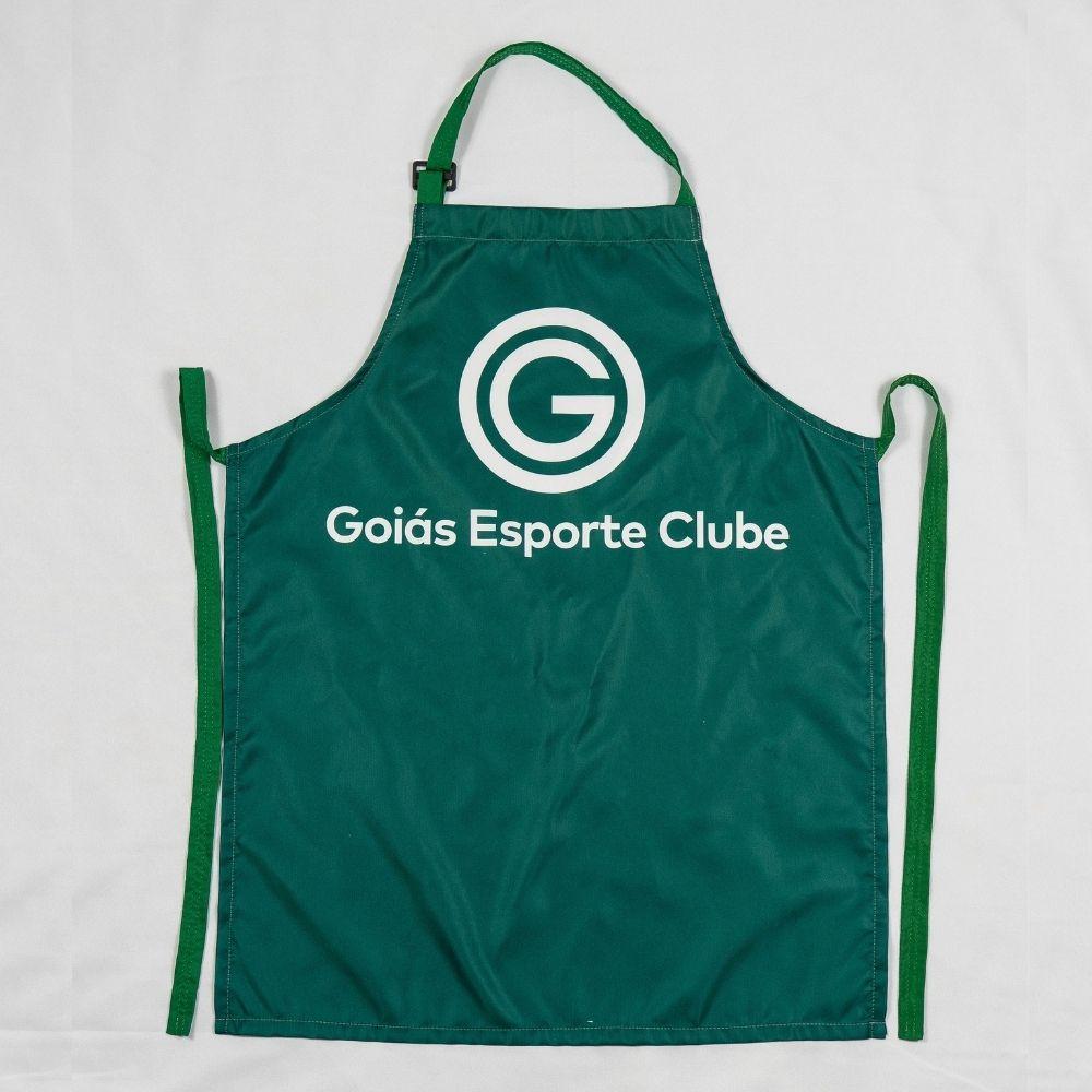 Avental Verde Goiás
