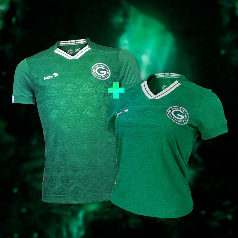 Camisa Esmeralda Masculina + Feminina + Cupom Coleção 2021