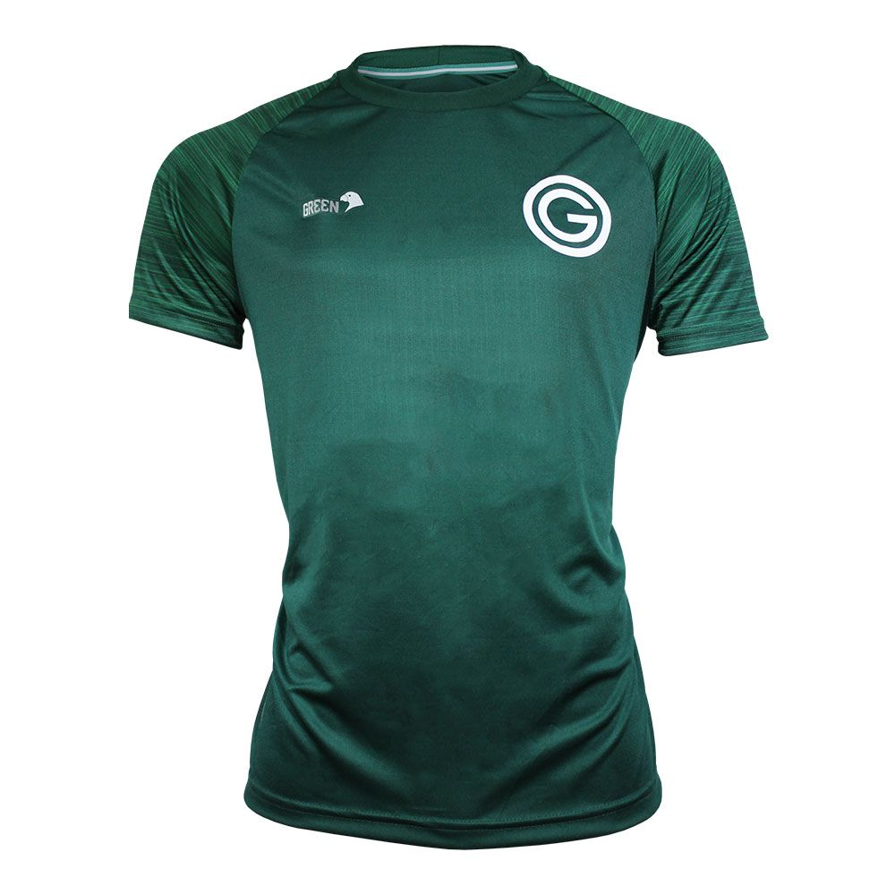 CAMISA GOIÁS CASUAL TRAINING GREEN
