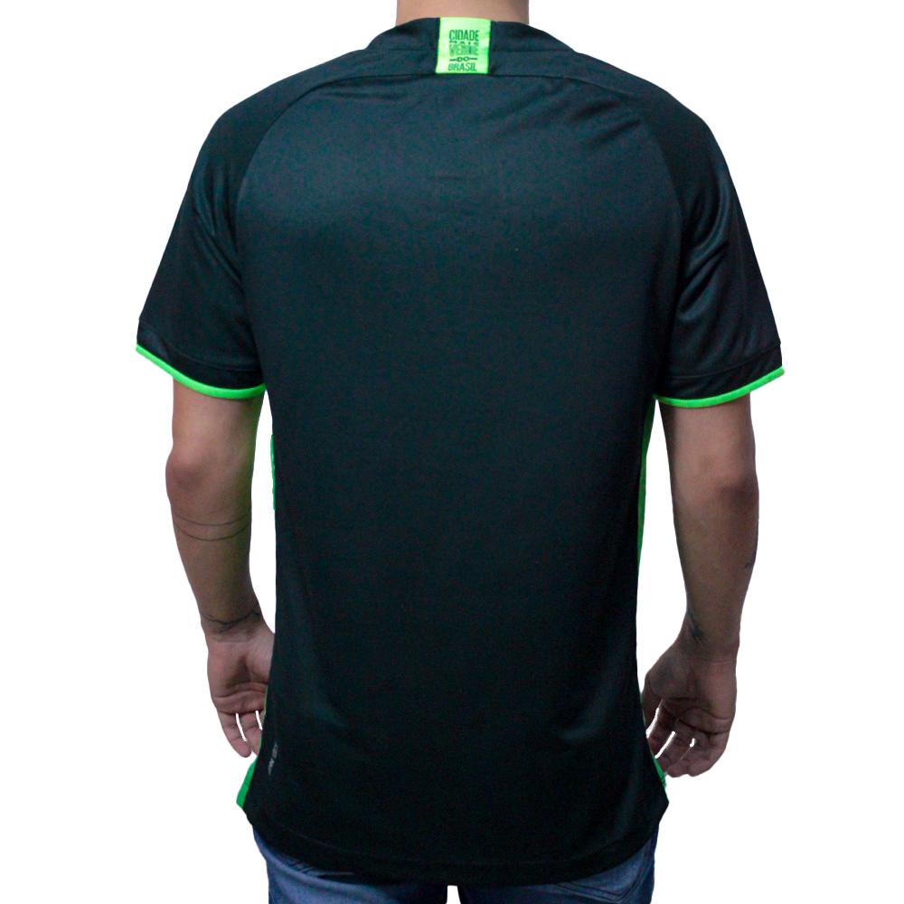 Camisa Oficial Goiás Green Dos Sonhos Jogo III 2021 Masculina