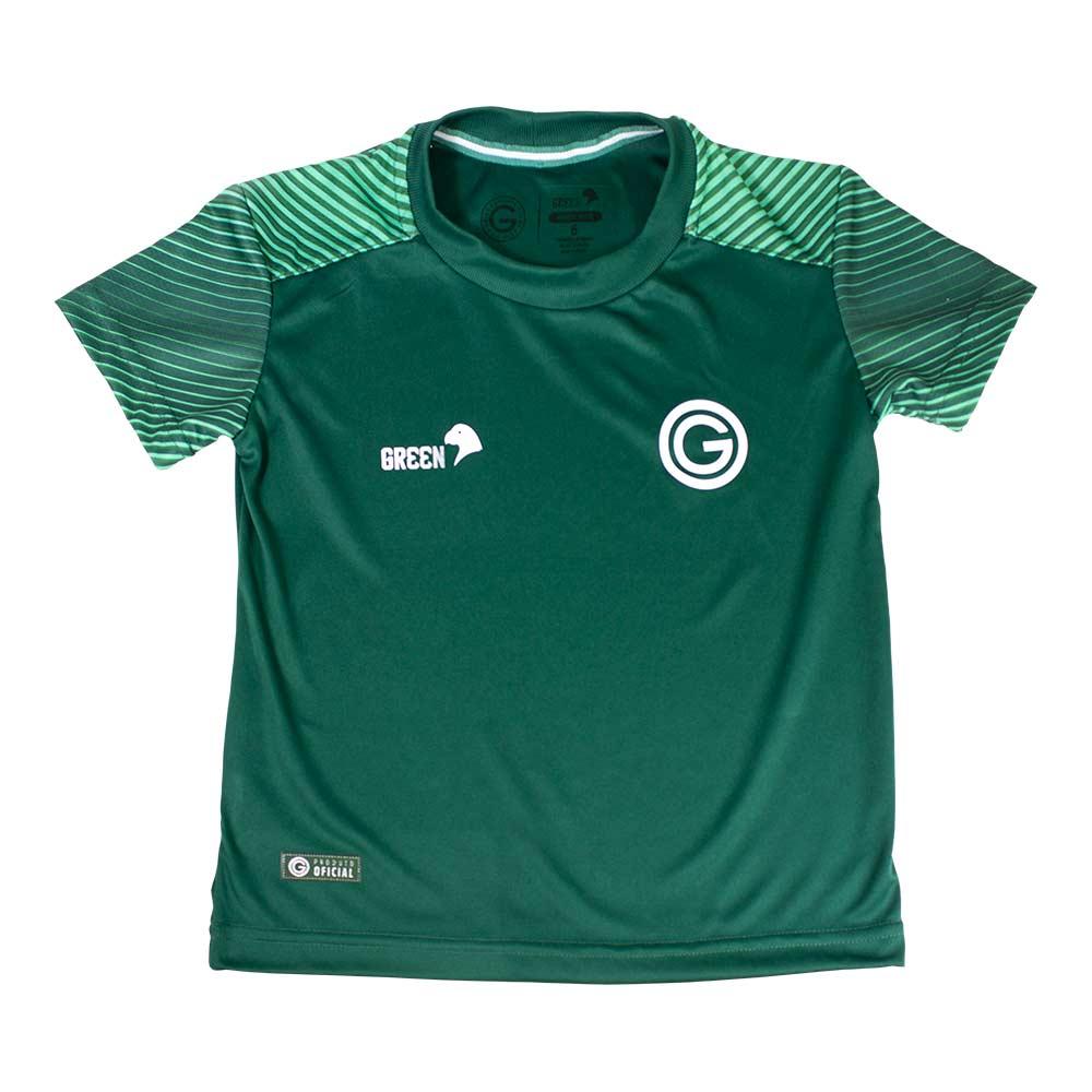 Camisa Oficial Goiás Pré-Jogo Infantil 2020